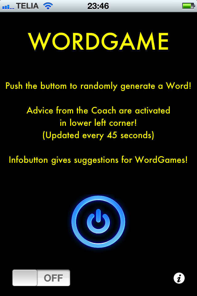 Screenshot Word-Game